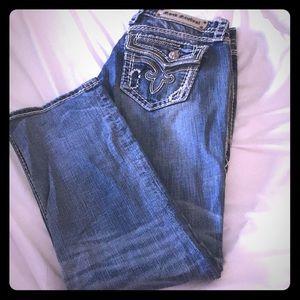 Rock Revival Kai Capri Jeans